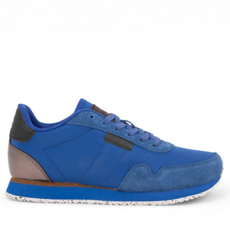 Woden Sneakers, Nora II, Royal Blue
