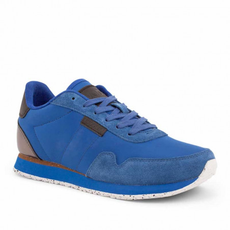 Woden Sneakers, Nora II, Royal Blue side