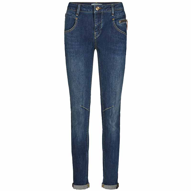 Mos Mosh Jeans, Nelly Favorite, Blue Denim