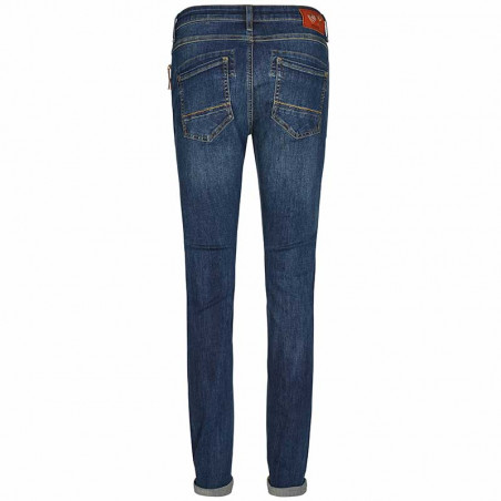 Mos Mosh Jeans, Nelly Favorite, Blue Denim bagside