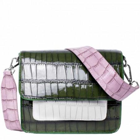 Hvisk Taske, Cayman Pocket Multi, Green