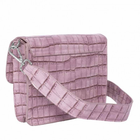 Hvisk Taske, Cayman Pocket, Purple side