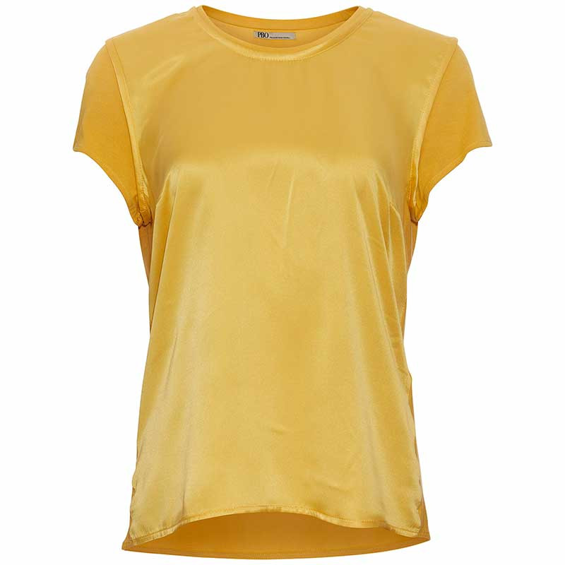 PBO Top, Currie, Yellow