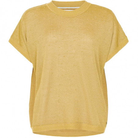 Nümph Bluse, Numeabh Darlene, Cream Gold