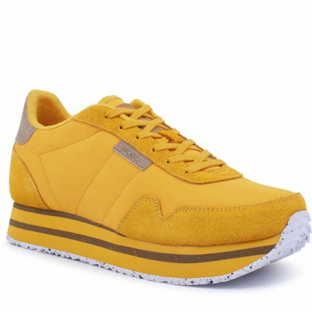 Woden Sneakers, Nora II Plateau, Mango - Fra siden