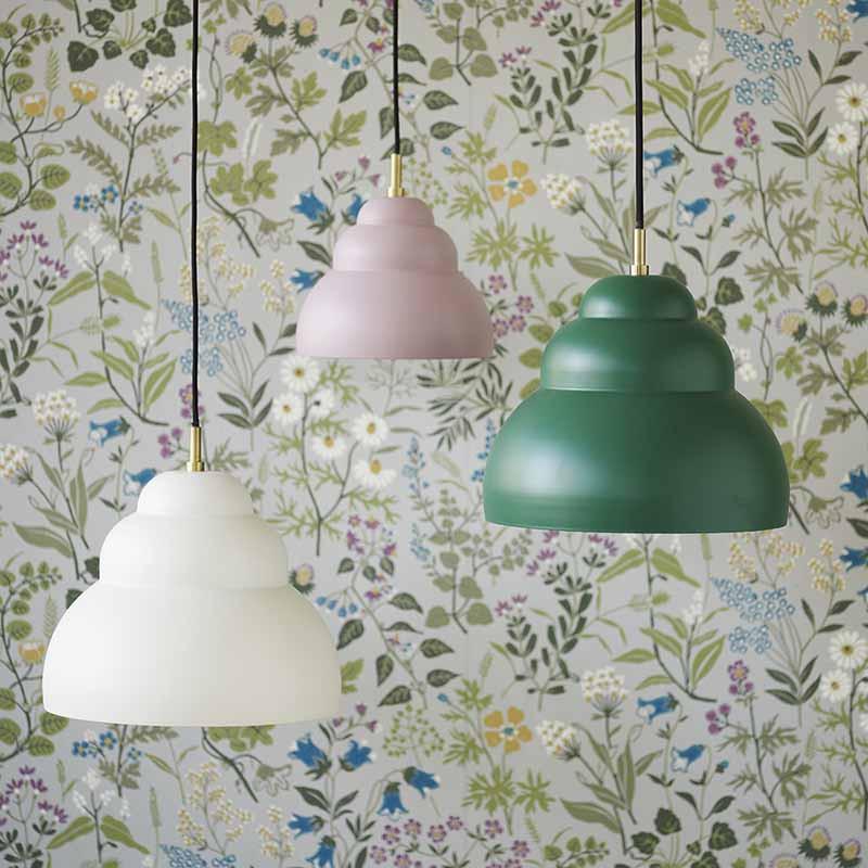 Superliving Lampe, Bubble Dark Green