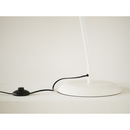 Superliving Gulvlampe, Urban, Mat Whisper White detalje