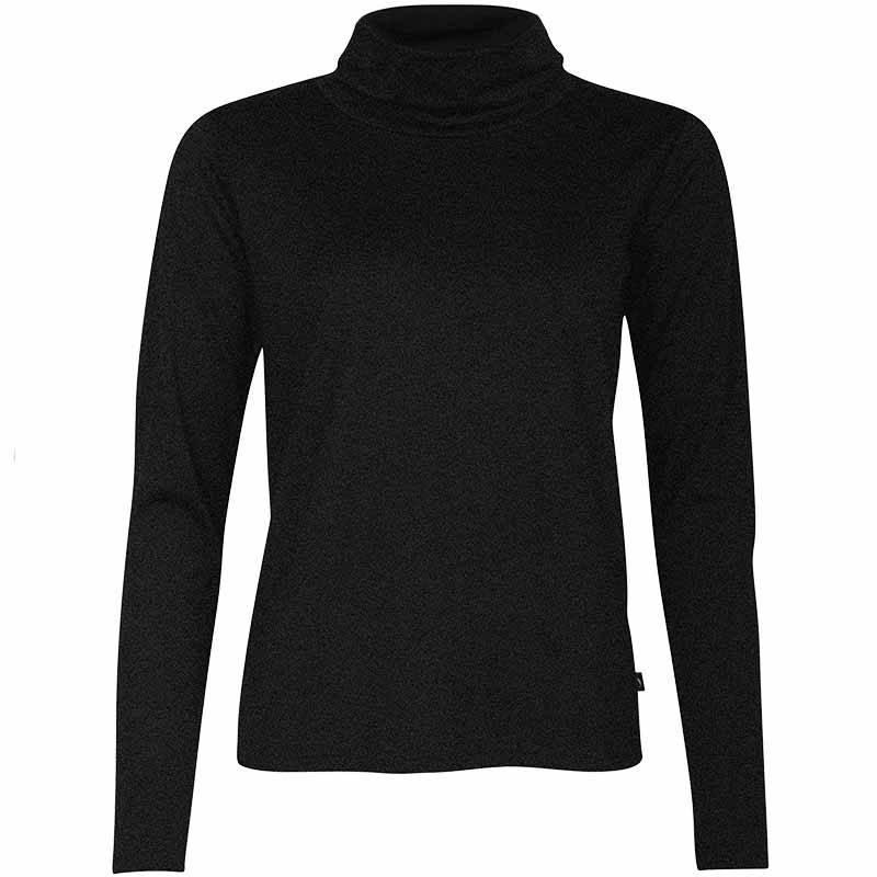 Image of   Danefæ Bluse, Asta Wool, Black