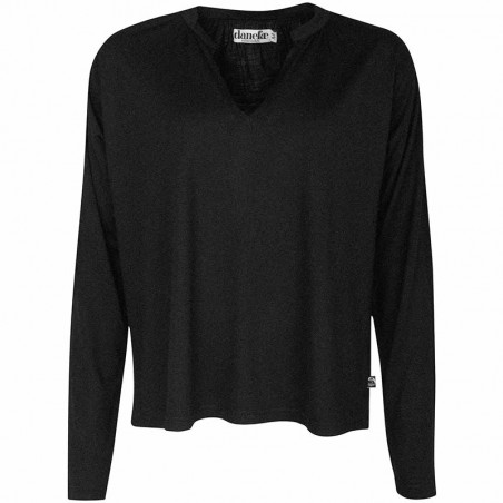 Danefæ Bluse, Barbara Wool, Black