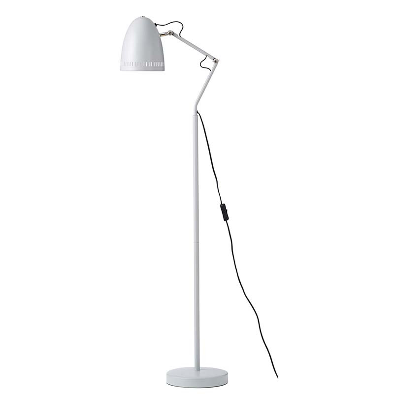 Superliving Gulvlampe, Dynamo Mat, Light Grey