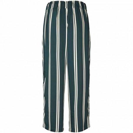 Lollys Laundry Bukser, Aila, Stripe - Bagside