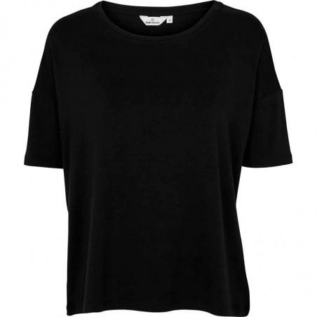 Basic Apparel T-shirt, Kate, Black