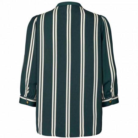 Lollys Laundry Skjorte, Amalie, Stripe - Bagside