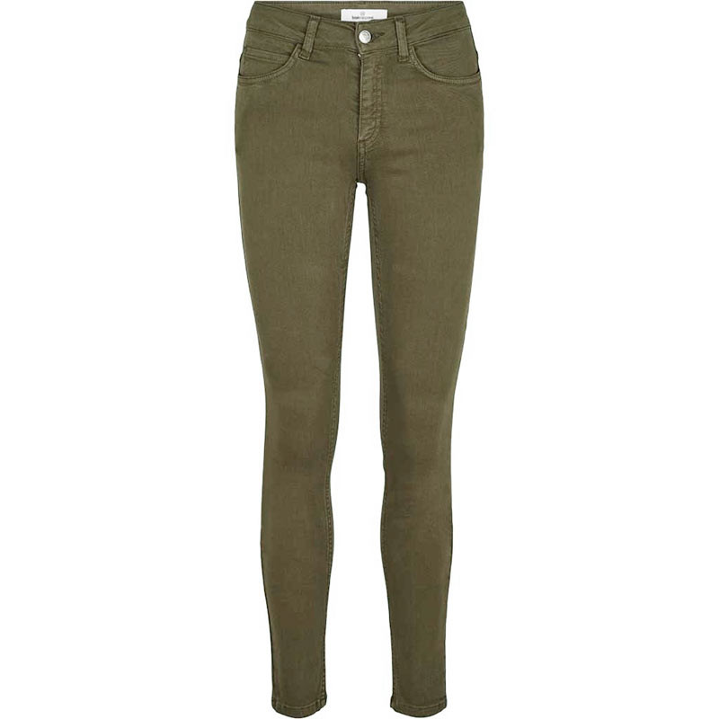 Image of   Basic Apparel Jeans, Eve, Army