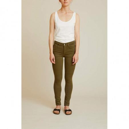 Basic Apparel Jeans, Eve, Army full