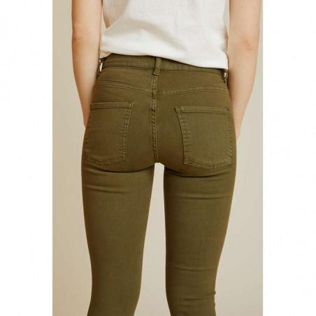 Basic Apparel Jeans, Eve, Army bagside