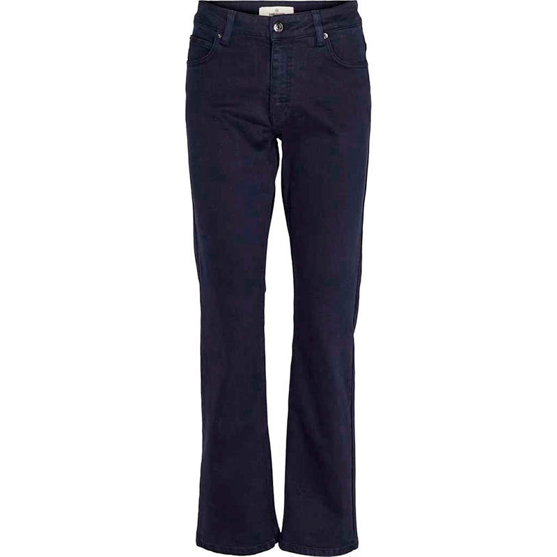 Image of   Basic Apparel Jeans, Etta, Dark Navy