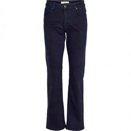 Basic Apparel Jeans, Etta, Dark Navy