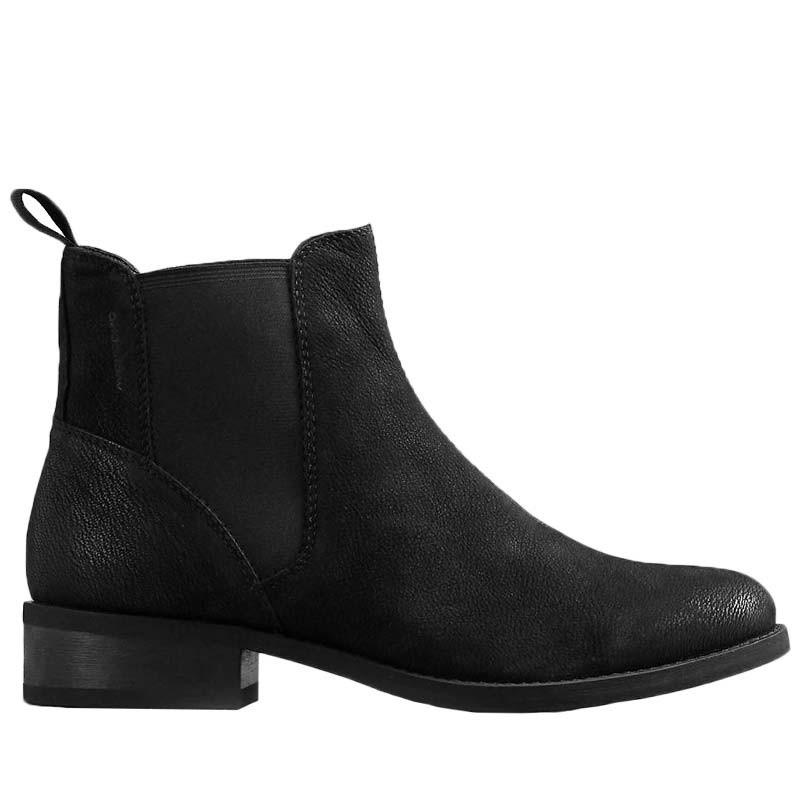 Vagabond støvler, cary chelsea, black fra vagabond på superlove