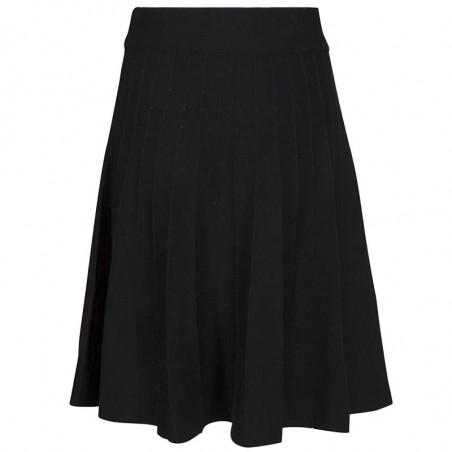 Minus Nederdel, Sola, Black - Bagside