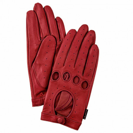 Gaucho Handsker, Ladies Drivers, Rød