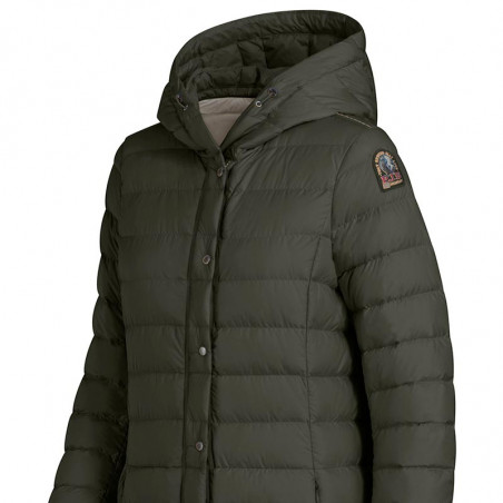 Parajumpers Jakke dame, Omega, Jungle, Parajumper Jakke dame, Omega, Jungle detalje