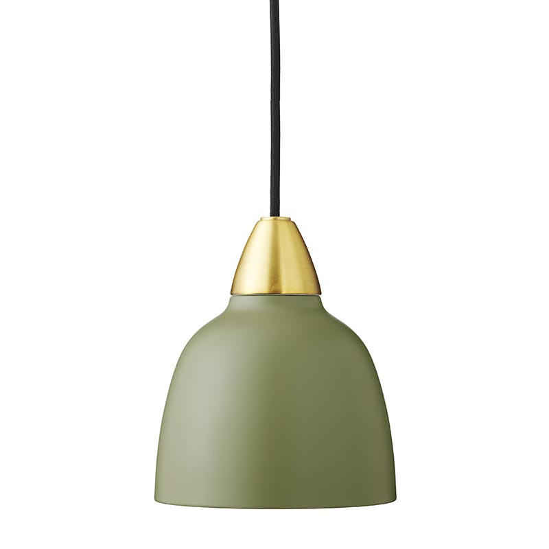 superliving – Superliving lampe, mini urban, olive på superlove