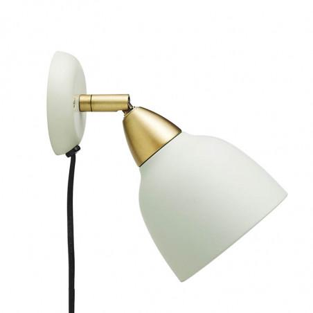 Superliving Lampe, Urban Short Wall, Mat Misty Green