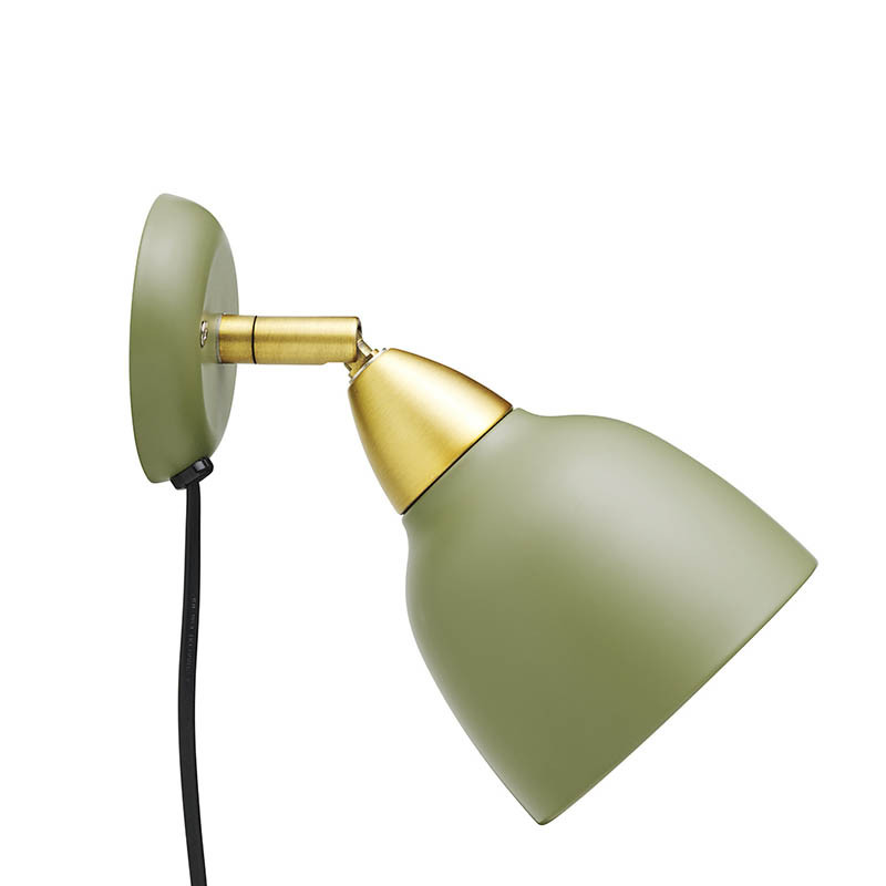 superliving Superliving lampe, urban short wall, olive fra superlove