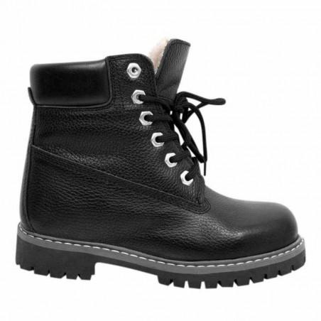 LBDK Vinterstøvler 40K, Black