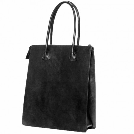 Decadent Taske, Rina Working Bag, Black, Decadent Copenhagen, Decadent working bag bagside