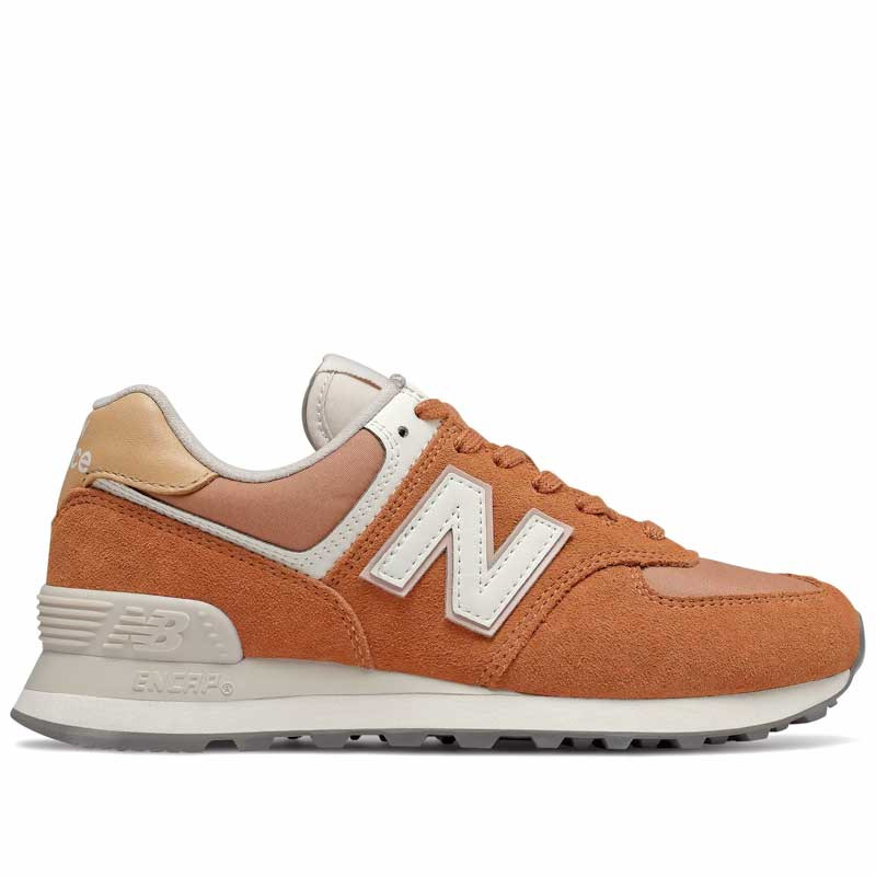 New Balance Sneakers, 574, Dark Amber, New Balance sneakers dame, New Balance 574