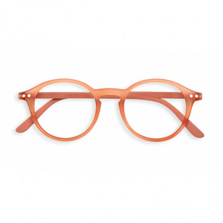 Izipizi Briller, D Reading, Warm Orange, Izipizi læsebriller