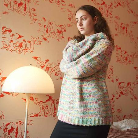 Mads Nørgaard Sweater, Kastilla, Multi