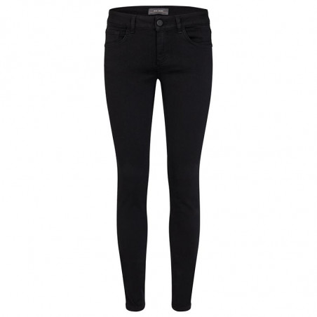 Mos Mosh Jeans, Sumner Silk, Black