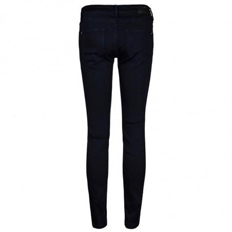 Jeans Mos Mosh, Sumner Silk i farven Blue Denim