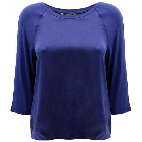 PBO Bluse, Kassi 3/4, Cobalt Blue