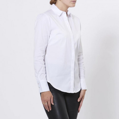 PBO Skjorte, Meghan, White look