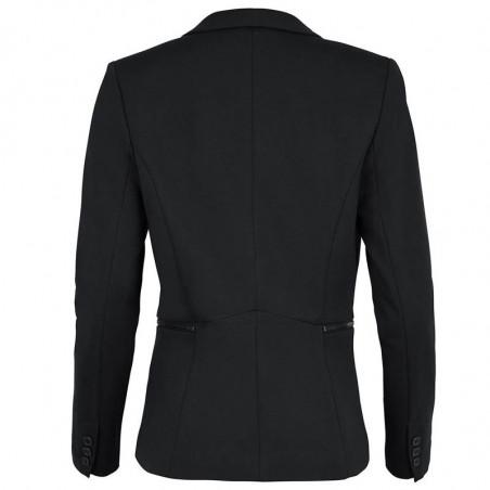 PBO Blazer til kvinder, Philosophy Zip, Black