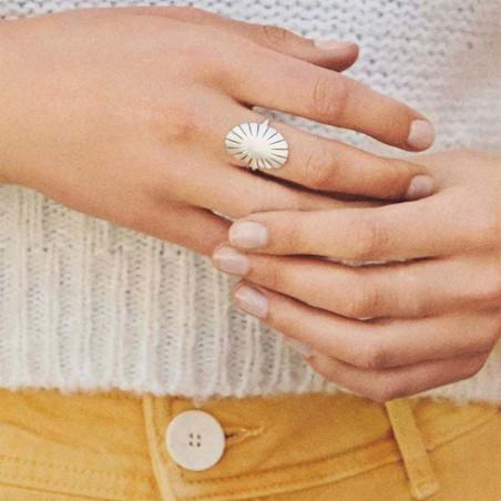 Pernille Corydon Ring, Copenhagen, Sølv, ring pernille corydon detalje