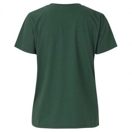 Mads Nørgaard T-shirt dame, Trenda, Army/Blue, Mads Nørgaard T shirt dame bagside