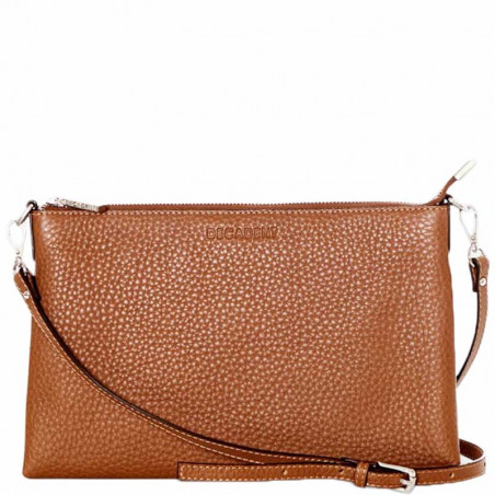Decadent Taske, Jayla Small Cross Body, Cognac, Decadent Taske, Jayla Small Flat Cross Body, Cognac, Decadent tasker