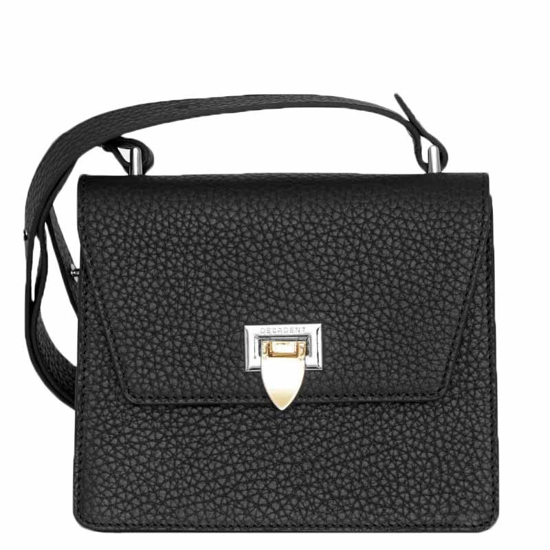 Decadent Taske, Shirley Cross-Over, Black, Decadent Copenhagen, Decadent Crossbody