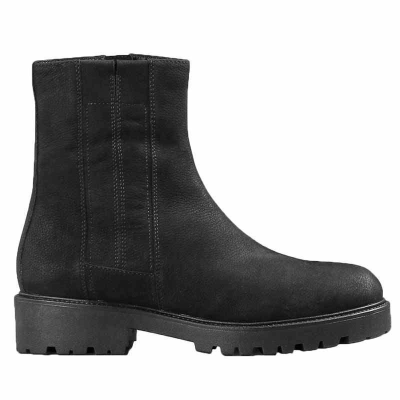 Vagabond Støvler dame, Kenova, Black Nubuck, vagabond, vagabond vinterstøvler