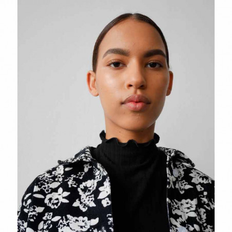 Mads Nørgaard Bluse dame, Trutte, Black model