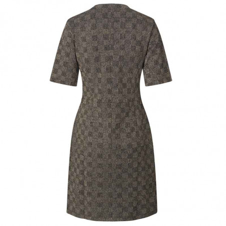 Mads Nørgaard Kjole, Diella, Black Check, mads nørgaard kjole til damer