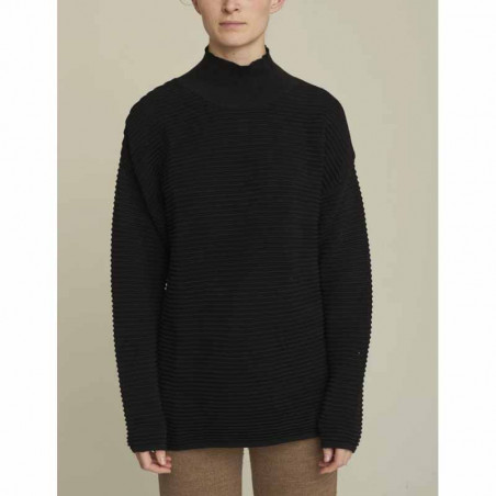 Basic Apparel Strik, Istabella sweater, Black look
