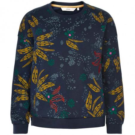 Nümph Bluse, Numehitabel, Sapphire Numph bluse Numph sweatshirt