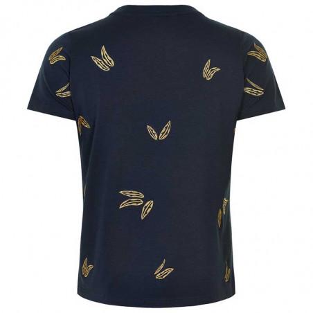 Nümph T-shirt, Nucupertino, Sapphire Nümph T shirt Numph T-shirt Numph T shirt bagside