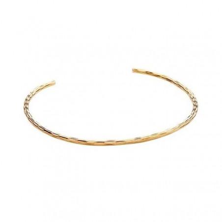 Pico armbånd, Daya, guld, Pico guld armbånd